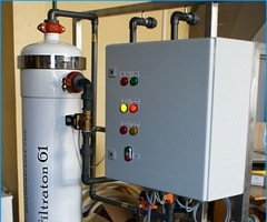 Water ultrafiltration (UF) system