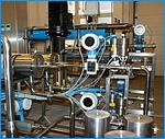 Industrial ultrafiltration (UF) system for egg white concentration