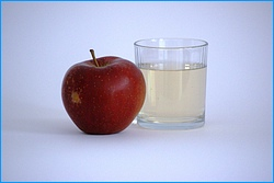 Juices and Beverages Cider clarification, cider production, apple juice clarification